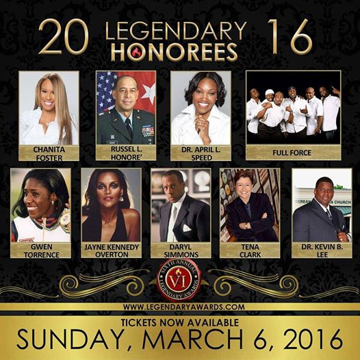2016 Legendary Awards