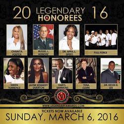 2016 Legendary Awards