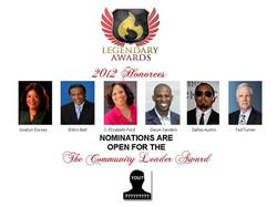 2012 Legendary Awards