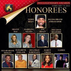 2014 Legendary Awards