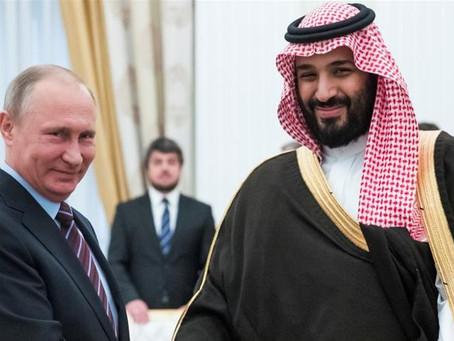 Putin e il principe bin Salman discutono dei mercati petroliferi globali
