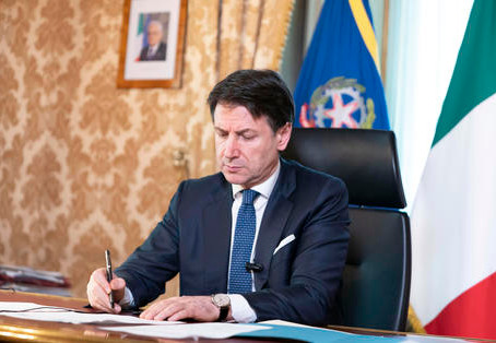 L'Italia chiede aiuto Fondo solidarietà Ue
