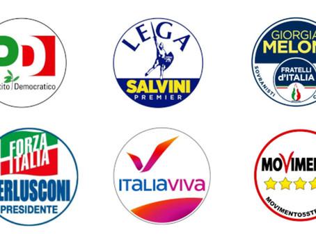 Tra amministrative e leadership: le scelte dei partiti italiani