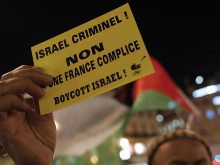 Boicottare Israele non è antisemitismo
