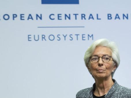Altri 600 miliardi per il quantitative easing della Bce