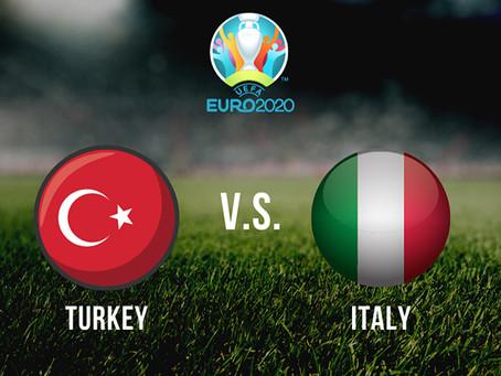 #GeoEuro2020: Turchia-Italia non è solo una partita di calcio