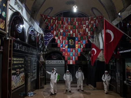 Stato per stato: la politica ai tempi del Coronavirus - Turchia