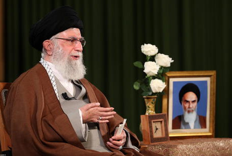 """Khamenei:""""Gli stati del Golfo hanno tradito la Palestina"""""""