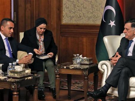 Italia-Libia: si riparte dal Memorandum di intesa del 2017