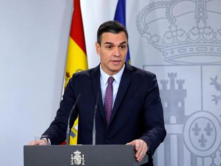 Stato per stato: la politica ai tempi del Coronavirus - Spagna