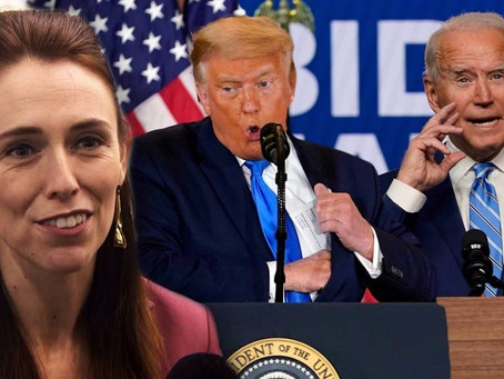 The divided America of Trump and why Joe Biden should look at New Zealand