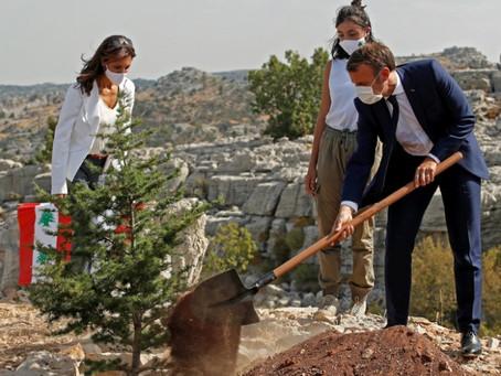 Macron in Libano riscopre l'intraprendenza della Francia nel Mediterraneo