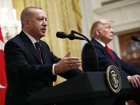 La Libia al centro dei colloqui tra Erdogan e Trump