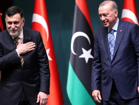 Al Serraj ed Erdogan si preparano a dettare le regole in Libia