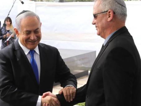 Arriva il sì al governo Netanyahu-Gantz
