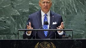Il debutto di Biden alle Nazioni Unite
