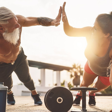 Fitness and Exercises After 50! How the rules changes