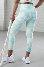 High-waisted printed Powerhold, fitness after 50.jpg