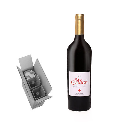 (3 BOTELLAS) ALUCA 2018