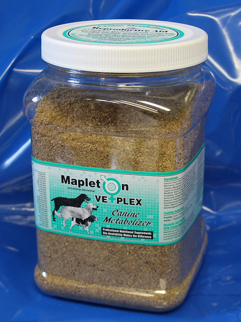 Mapleton Vetplex Canine Metabolizer 2lb. Jar