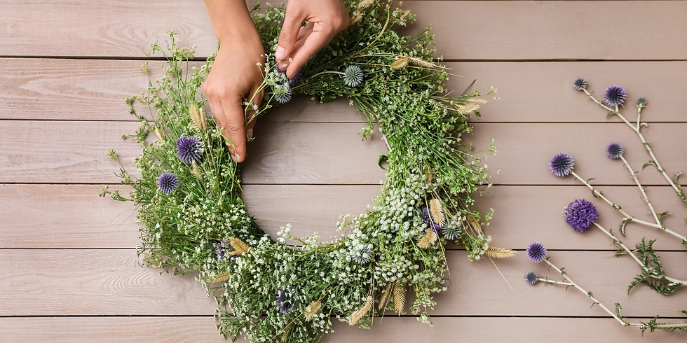 Fresh Spring Wreath Workshop