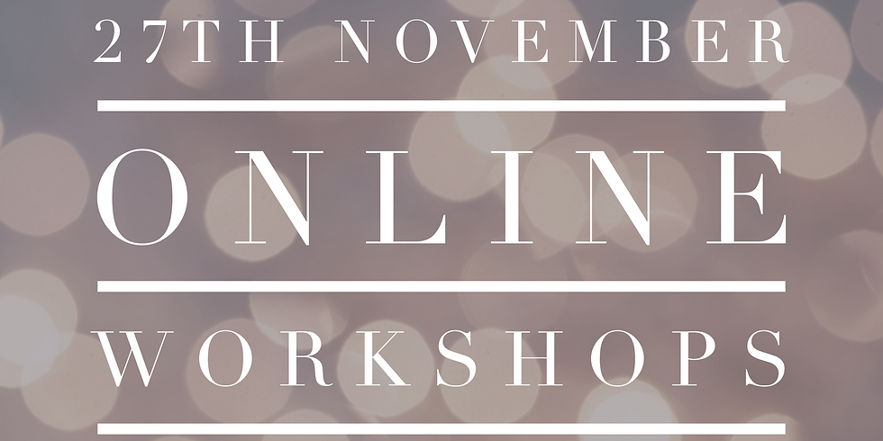 Online Christmas Wreath Workshops