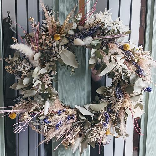 Dried Wreath Kit