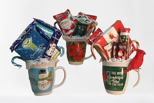 """""""Christmas Mug Designs"""""""