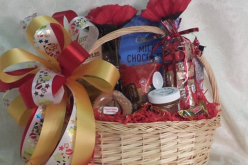 "Ladies Basket - ""Girls Love Chocolate"""