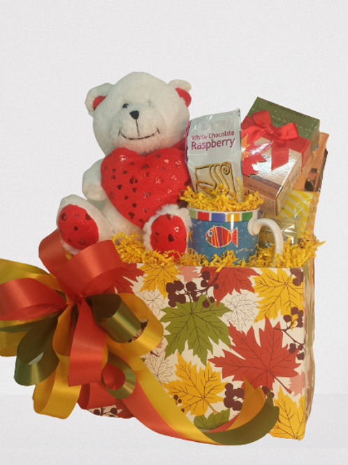 """""""Fall Basket for Young Girl"""""""