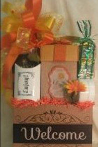 "Ladies Basket - ""Welcome Basket For Lady"""