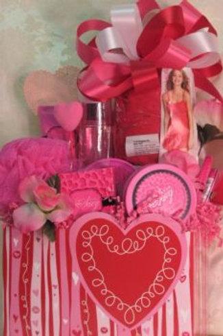 """Valentine's Day Basket - """"Sexy & I Know It"""""""
