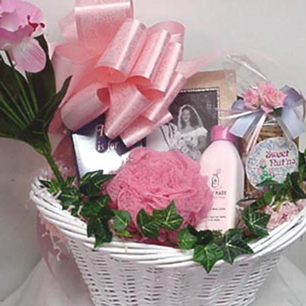 "Wedding Basket - ""For The Mother of the Bride or Groom"""