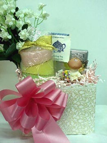 "Wedding Basket - ""For The Maid of Honor"""