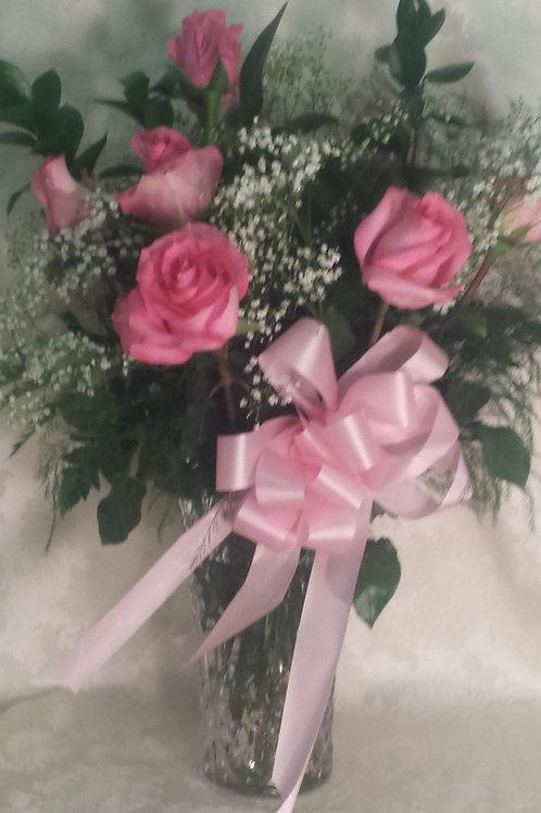 """Floral/Plants - """"Dozen Roses"""""""