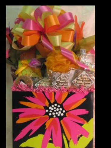 "Birthday Basket ""Enjoy Your Day"""