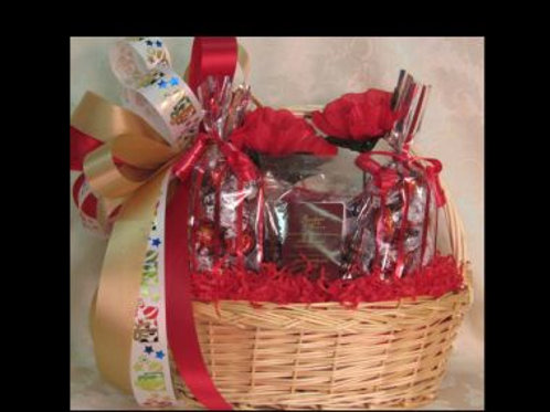Chocolate Birthday Basket