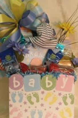 "Baby Basket - ""Baby Boy"""