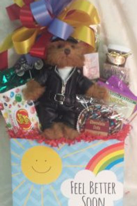 "Children Basket ""Get Well Basket For Boy"""