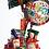 Thumbnail: Chocolate Birthday Basket with balloons