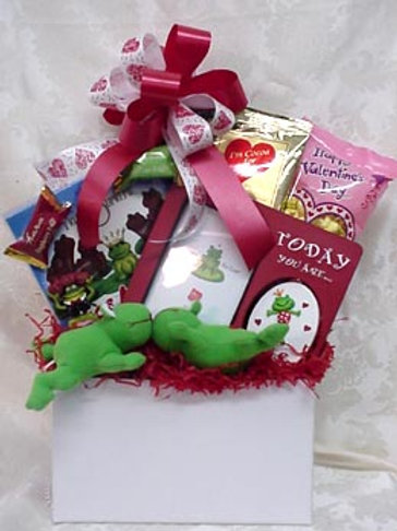 "Valentine's Day Basket - ""Prince Charming"""