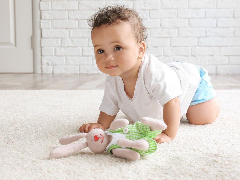 Evelyne Gaspar developpement bebe 6mois