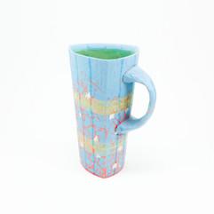 Plaid Mug