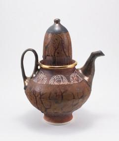 Tall Lid Teapot