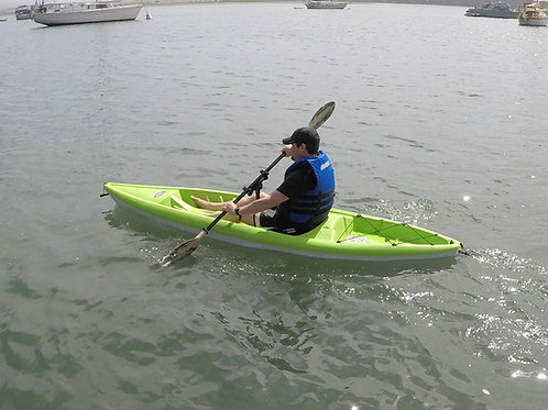 Gamut Paddle Holder for Sit-On-Top Kayaks