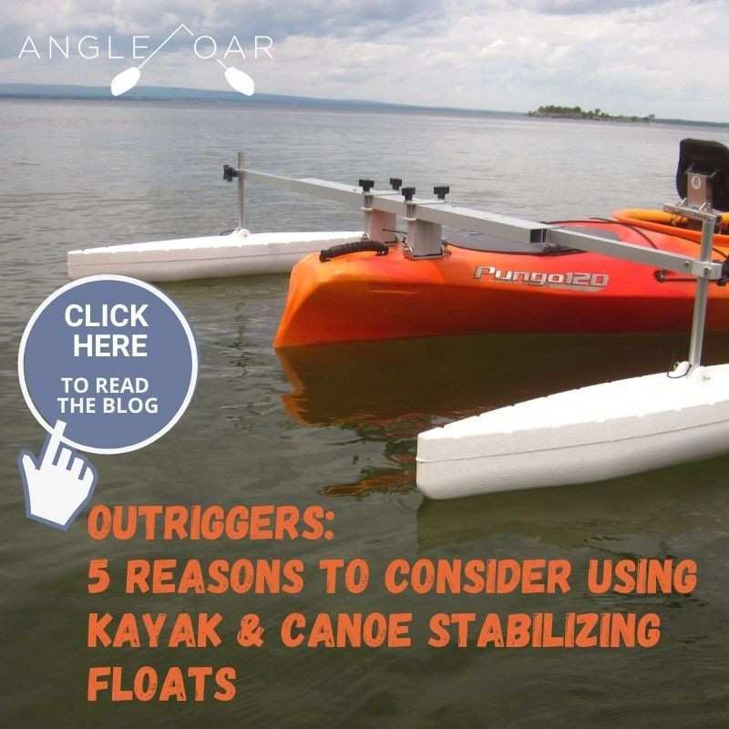 outriggers for kayaks