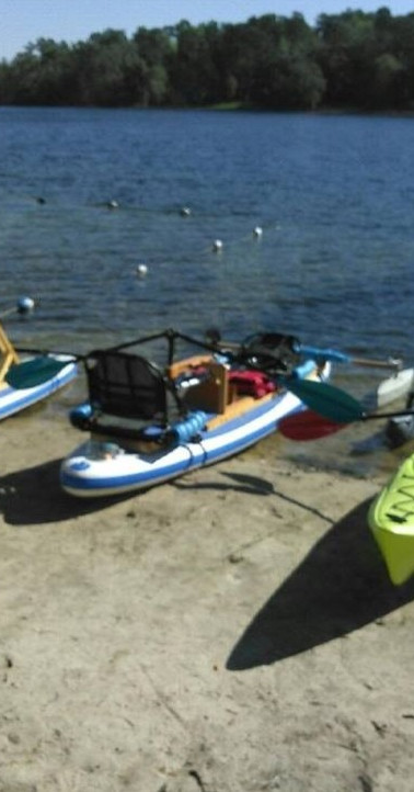 Adaptive SUPs and Kayaks
