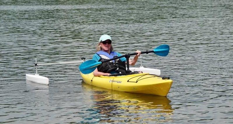 handicap kayak