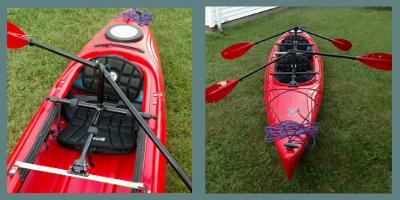 disabled kayaking
