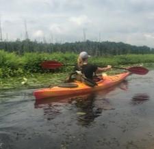 Best kayak paddle for shoulder injuries